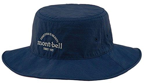 (モンベル)mont-bell リバーシブルハット 1108745 NV ネイビー M