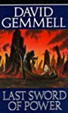 Last Sword of Power (Siptrassi Tales, No. 3) (0099619601) by Gemmell, David