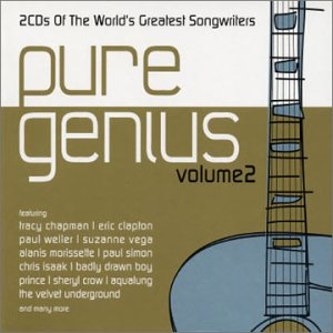 Various Artists - Pure Genius Vol.2: 40 Acoustic Masterpieces from the World