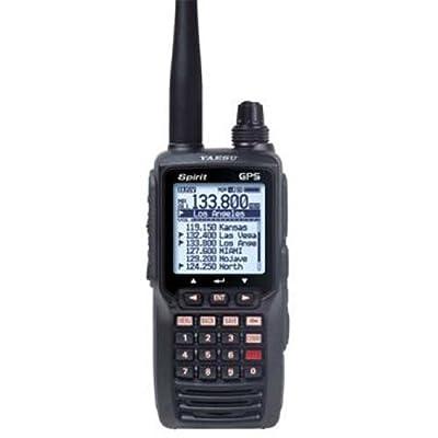 Yaesu FTA550L Handheld VHF Transceiver w/Li-Ion Battery by Yaesu