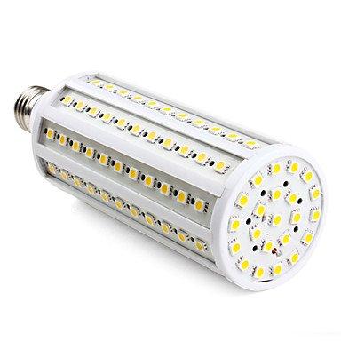 E27 132X5050 Smd 20W 1500Lm 3000-3500K Warm White Light Led Corn Bulb (220V)