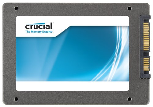 Crucial m4 64GB 2.5inch SATA 6Gbit/s CT064M4SSD2
