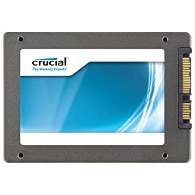 Crucial 128 GB m4 2.5-Inch Solid State Drive SATA 6Gb/s CT128M4SSD2