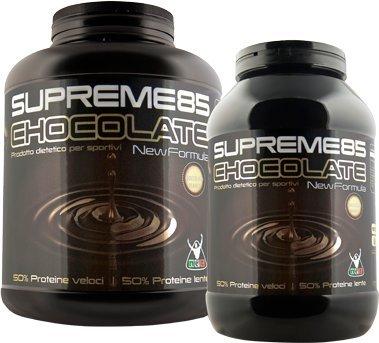 Supreme Chocolate 85 - NET - Quando una proteina tecnica è anche deliziosa (CIOCCOLATO, Formato: 900g)