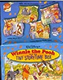 Walt Disney's Winnie The Pooh and his Tiny Storytime Box - 4 mini-size Pooh Stories Inside