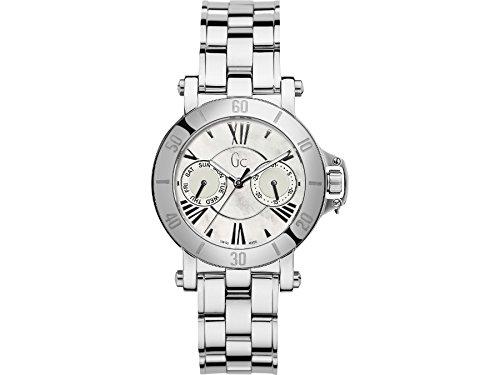 Guess - Neuf Reloj Mujer Cuarzo Analógico Acero Inox Able X74001L1S
