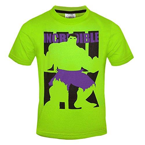 Avengers della Marvel Hulk Spiderman ufficiale regalo per bambini T-Shirt