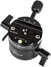 Combo SUNWAYFOTO Indexing Rotator DDP-64MX amp DDY-64 Discal Arca Compatible Clamp Sunway