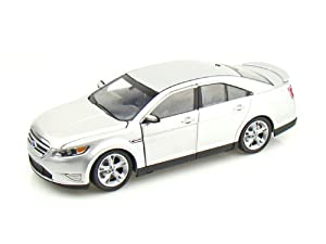 Collectable Diecast 2010 Ford Taurus SHO 1/24 Silver at Sears.com