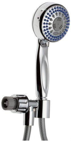Learn More About Waterpik TRS-553 Elements 5-Mode Handheld Shower, Chrome