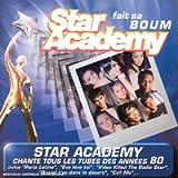 Star Academy fait sa boum (chante tous les tubes des années 80)