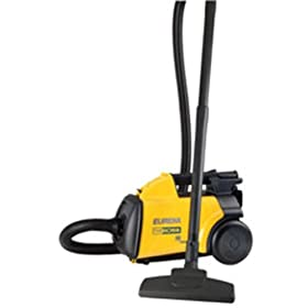 Eureka 3670G Boss Mighty Mite Canister Vacuum Cleaner