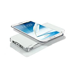Qi Wireless Charger PAD for Samsung Galaxy S3 Note2 S4+Receiver+10000mAh Battery (Battery Pad+S3 receiver)