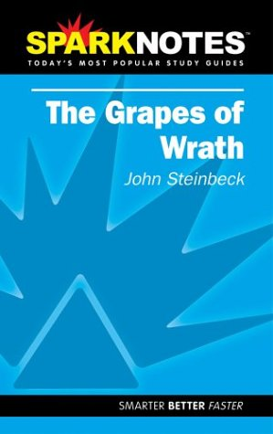 Sparknotes Grapes of Wrath, JOHN STEINBECK