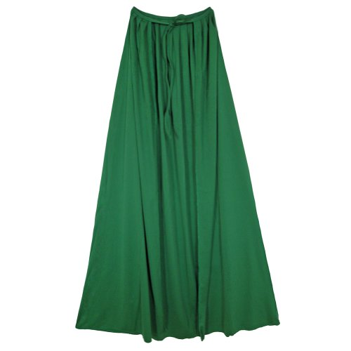 "SeasonsTrading 48"" Green Cape ~ Halloween Costume Accessory"