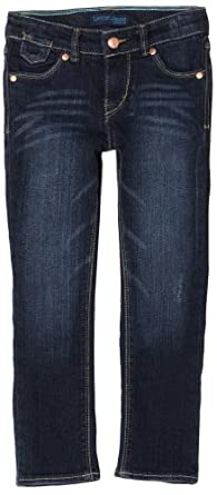 Levi's Girls 2-6X The Skinny Jean, Dark Sky, 2T