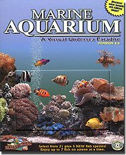 Marine Aquarium 2 0 PC  MacB0000990ZZ