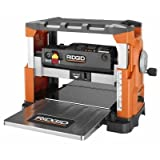 Home Improvement - Ridgid 27263 Planer, R4331 3 Blade, 13