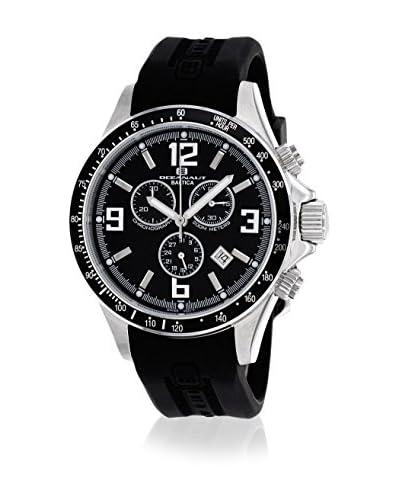 Oceanaut Reloj con movimiento cuarzo suizo Oc3345 Baltica Negro 42  mm