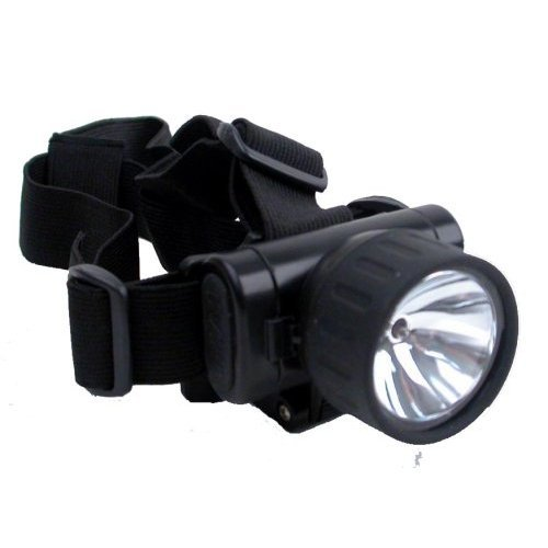 Dorcy 41-2095 2AA-Battery Krypton Adventure Headlight
