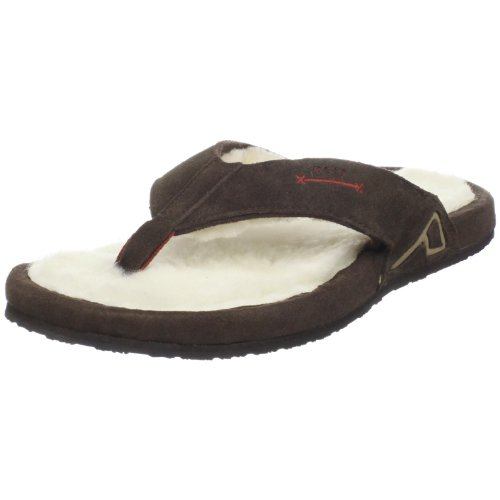 6e1543dca55 Shearling Lined Flip Flops For Men ~ Men Sandals