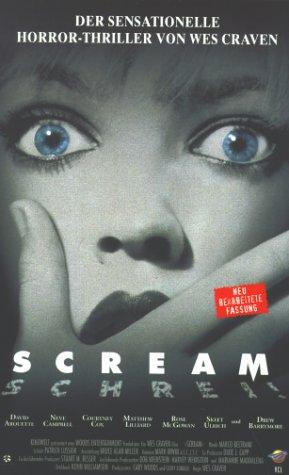 Scream - Schrei! [Neu Bearbeitete Fassung] [VHS]