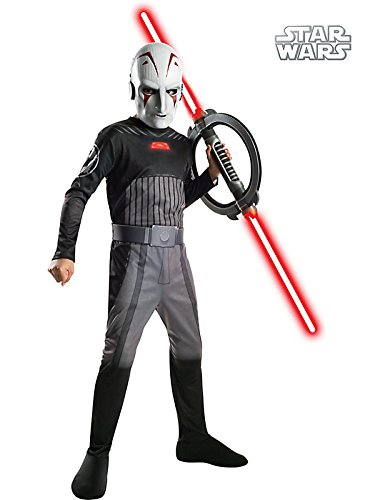 Rubies Star Wars Rebels Sith Inquisitor Costume
