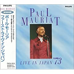Paul Mauriat - Live in Japan 1973