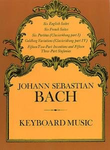 Js Bach Keyboard Music from Music Sales