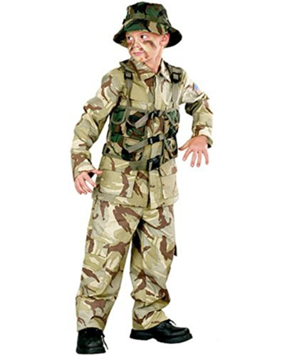 Big Boys Delta Force Army Costume
