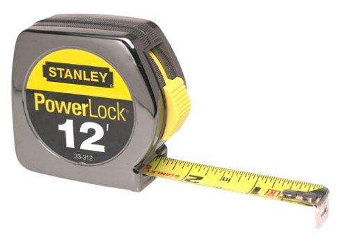 Stanley 33-312 12 Powerlock Tape Rule picture