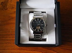 New Hugo Boss Chronograph Tourbillon Stainless Steel Watch