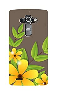 SWAG my CASE Printed Back Cover for LG G4