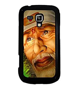 Printvisa Ultra Sai Baba 2D Hard Polycarbonate Designer Back Case Cover for Samsung Galaxy S ...