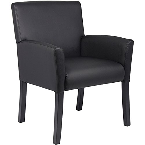 boss-wood-mid-back-box-arm-chair-black