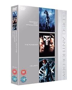 Resident Evil/Punisher/Hellboy [DVD]