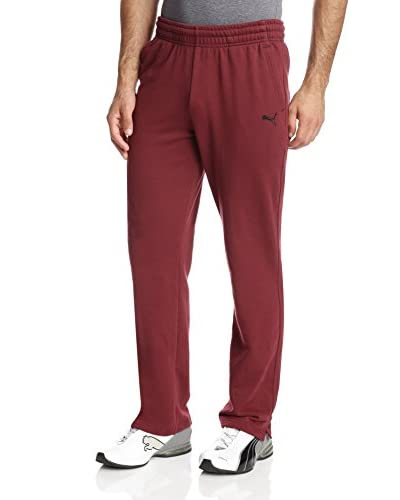 PUMA Men's Terry Open Sweat Pant