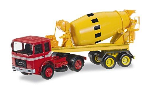 Herpa-305020-Roman-Diesel-Betonmischer-Sattelzug