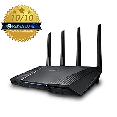 ASUS RT-AC87U Wireless-AC2400 Dual Band Gigabit Router