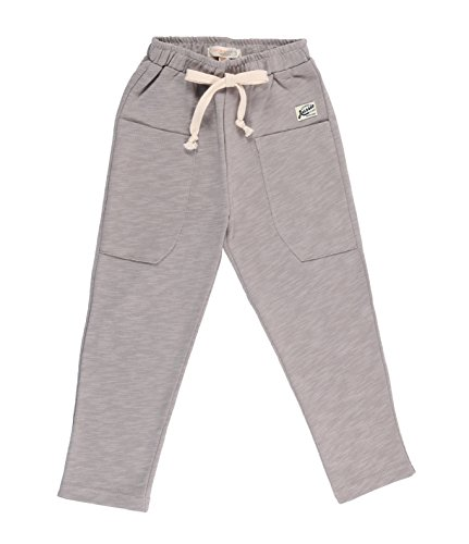 oceankids-boys-cotton-knit-slack-elastic-waistband-casual-jogging-trousers-light-grey-5-6-years