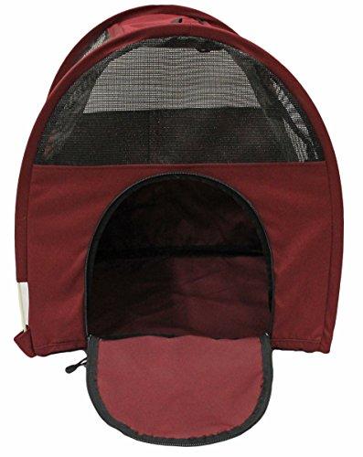 Pet Shelters Pop Up : Sturdi products car go single pop up pet shelter bordeaux