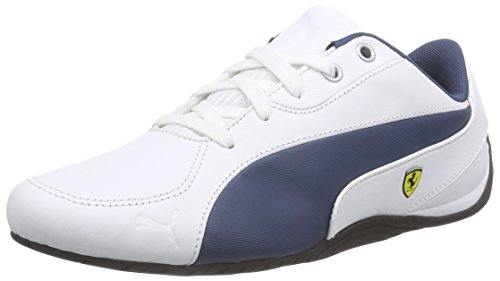 Puma Drift Cat 5 SF NM 2, Herren Sneakers, Weiß (white-blue wing teal 03), 44 EU (9.5 Herren UK) thumbnail