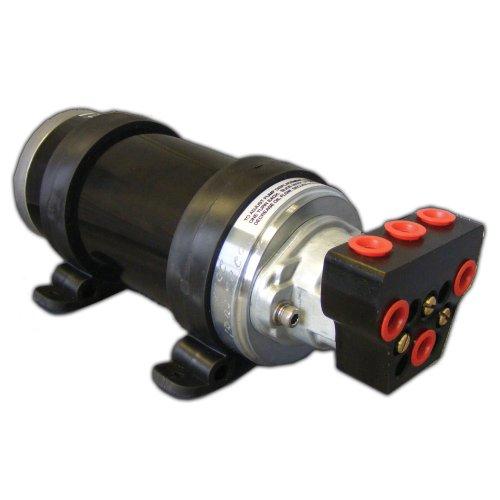 Octopus Autopilot Drives Autopilot Pump Type 2 Adjustable Reversing Pump W/shut-off Valve - 12v Up To 22ci Cylinder O