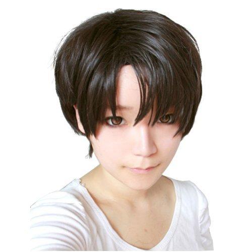 fc-attack-on-titan-shingeki-no-kyojin-levi-anime-gray-brown-short-wig-1-by-fc