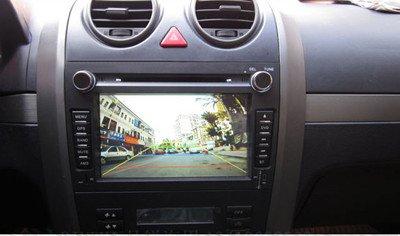 Wrangler Rear Camera Backup Rear View Camera