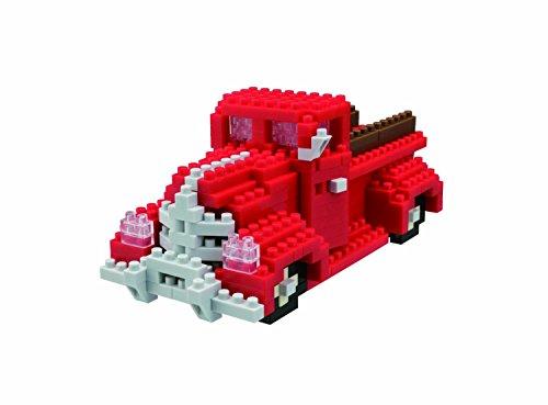 Nanoblock STS Plus Classic Pick Up Truck Kit