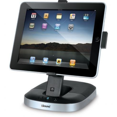 New i.Sound iPad Cinema Sound Powerful speakers