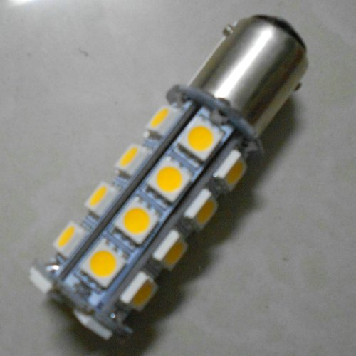 Ba15D 1076 1142 1176 Warm White 30-5050Smd Led Lamp Boat Lights, Dc 12V