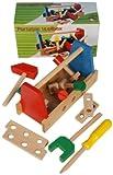 Wooden Toys - Banco con martillo (44036)