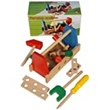 Marionette 44036 Kinder Holz Werkzeuge 13tlgvon &#34;Wooden Toys&#34;